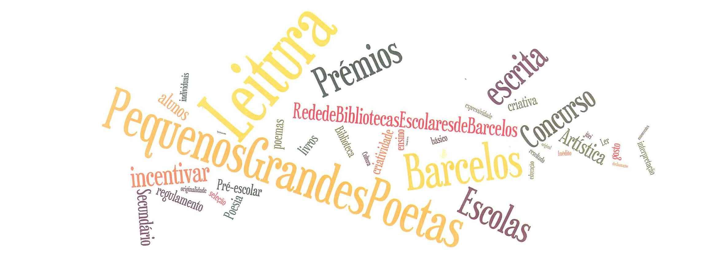 Alunos de todo o concelho levam Poesia ao Auditório da Câmara Municipal de Barcelos
