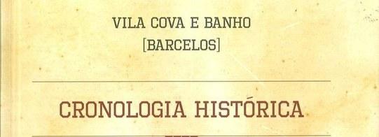 """Lançamento do livro """"Vila Cova e Banho (Barcelos): Cronologia e História"""" Na Escola Básica e Secundária de Vila Cova"""