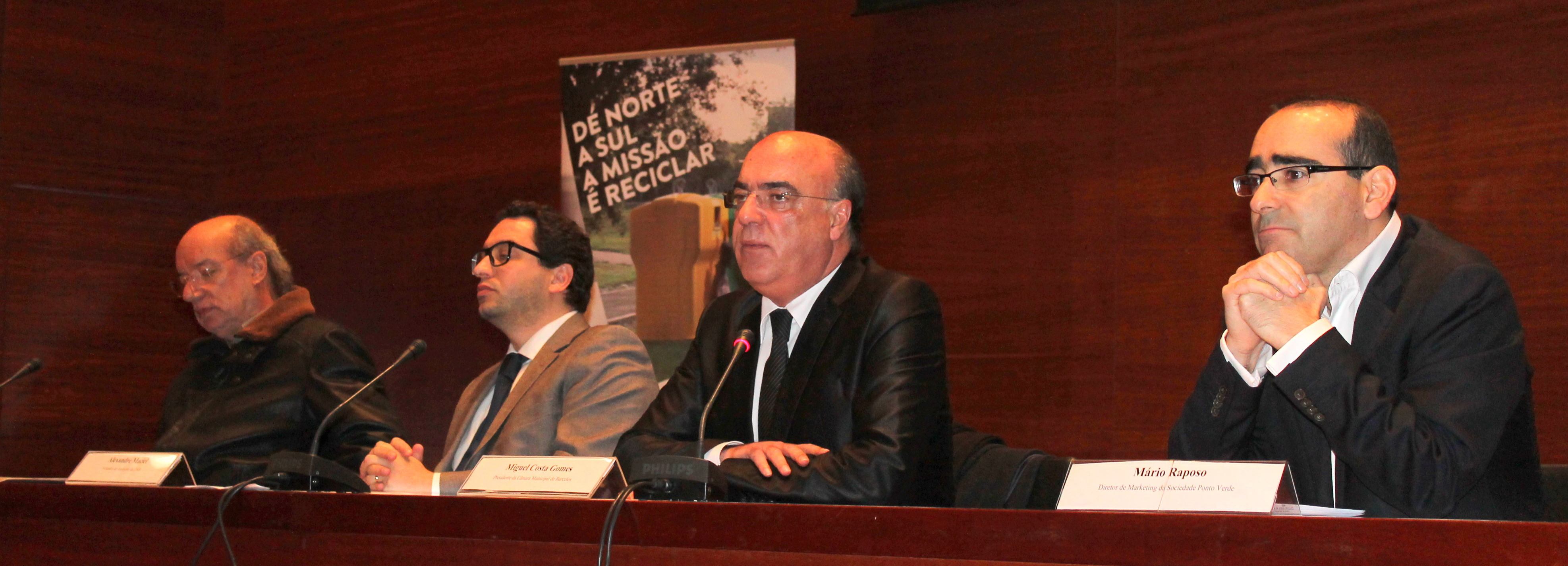 Missão Reciclar com bons resultados em Barcelos