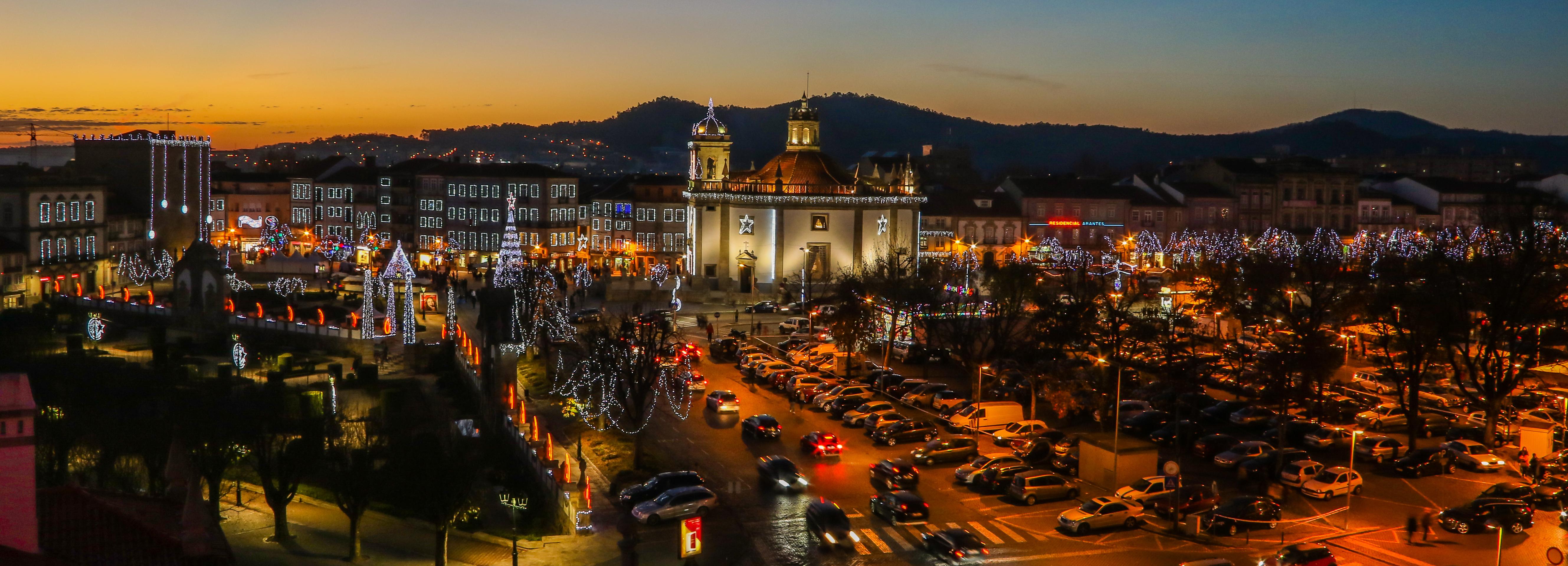 Barcelos Cidade Presépio atrai milhares às ruas da cidade