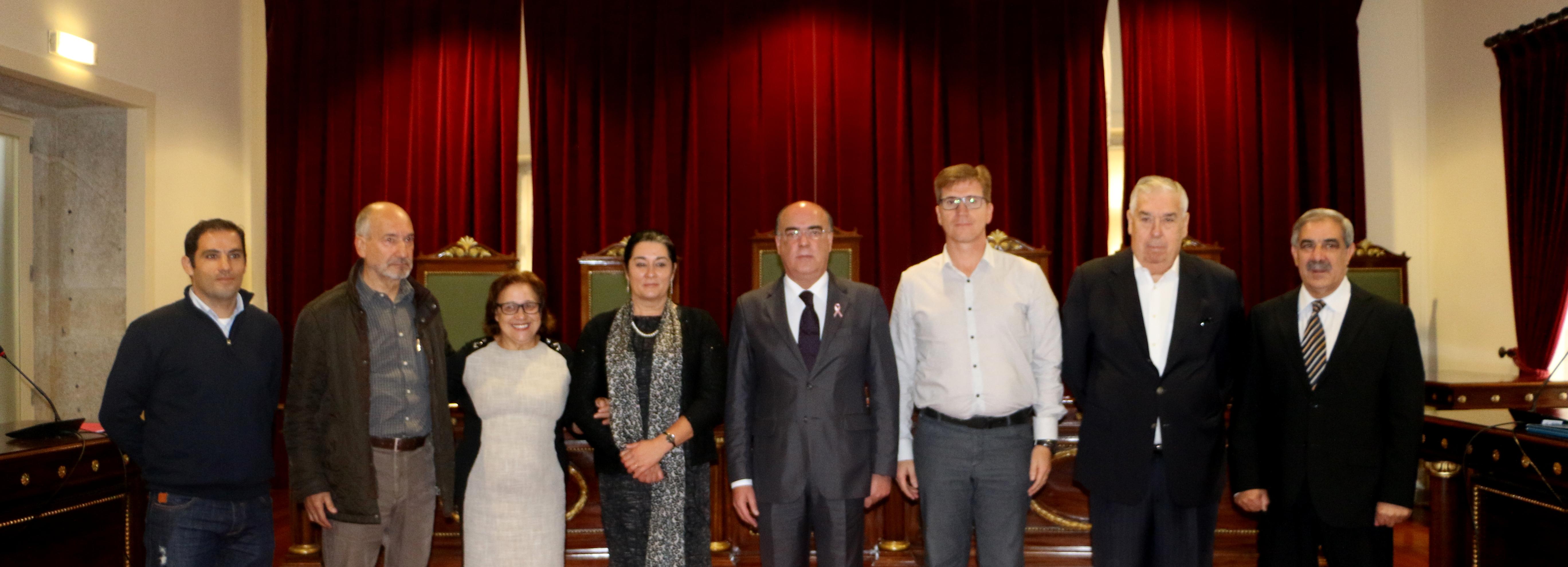 Câmara Municipal de Barcelos assinou protocolos de cariz social com diversas instituições