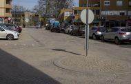 circulação rodoviária na rua irmã s. romão já e...