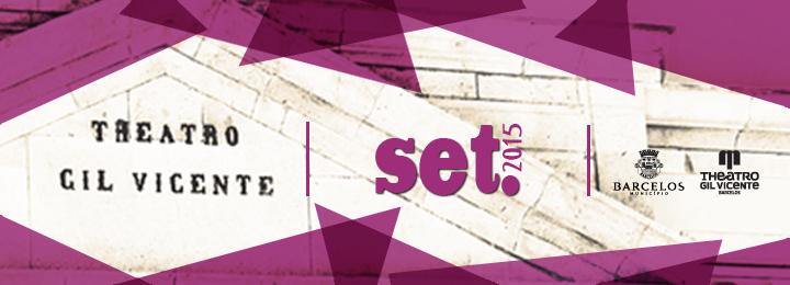 Programação de setembro do Teatro Gil Vicente