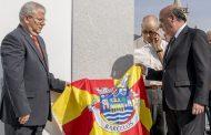 presidente da câmara inaugurou ampliação do cem...