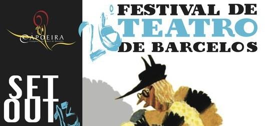 Festival de Teatro de Barcelos decorre até 10 de novembro no Teatro Gil Vicente