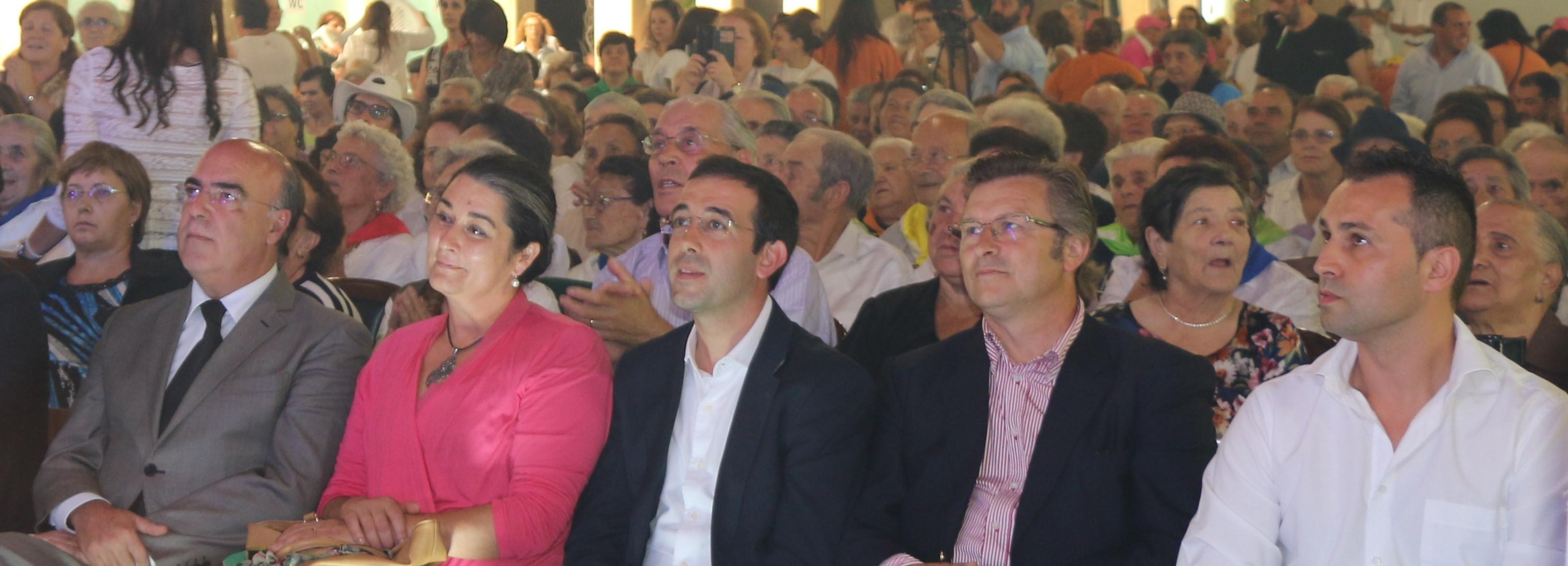 Dia Internacional do Idoso em Barcelos reuniu cerca de 1200 seniores