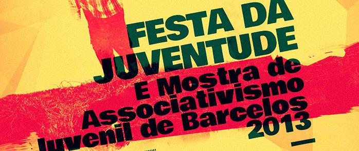 Festa da Juventude e Mostra de Associativismo de 16 a 21 de julho no centro da cidade