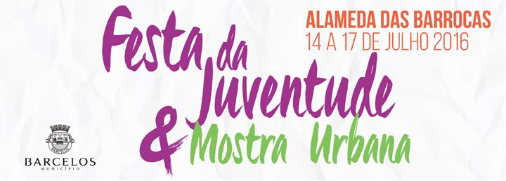 Alameda das Barrocas recebe Festa da Juventude e Mostra Urbana até domingo