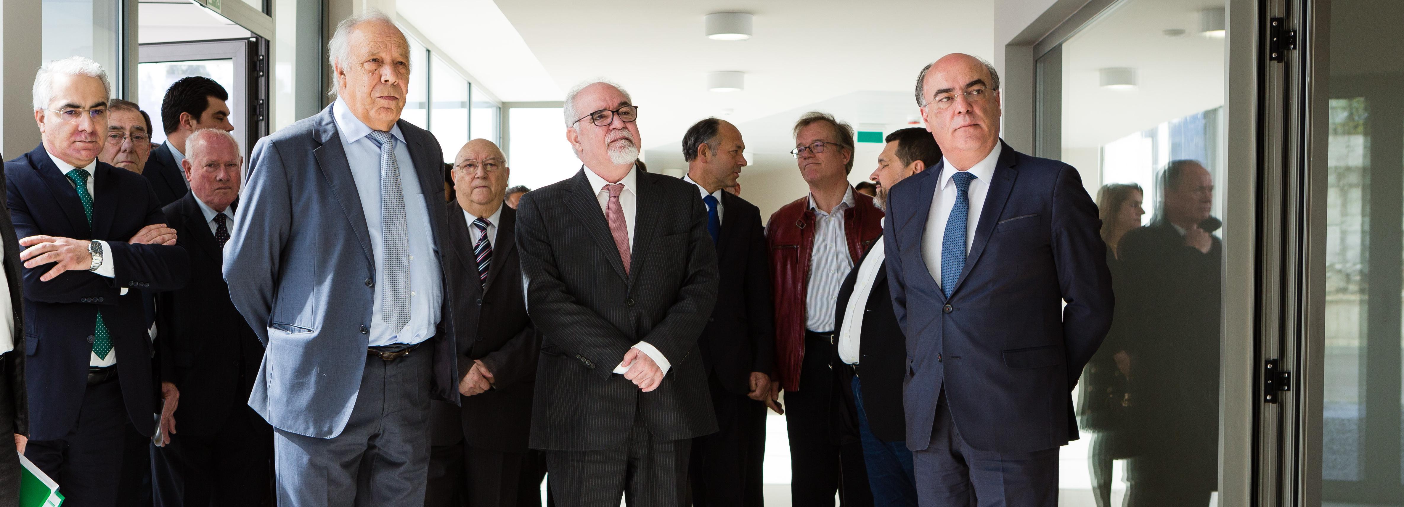 Ministro da Solidariedade e Segurança Social inaugura Residências Sénior do Centro Social de S. Veríssimo