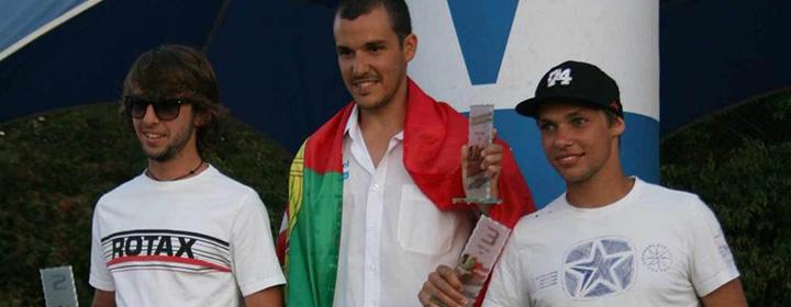 Presidente da Câmara felicita campeão europeu Tiago Sousa