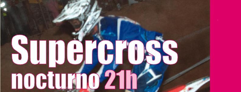 Supercross em Quintiães