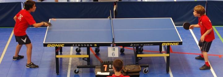 Ténis de Mesa realiza últimas competições da época