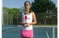 tenista joana ferreira vence torneios nacionais...
