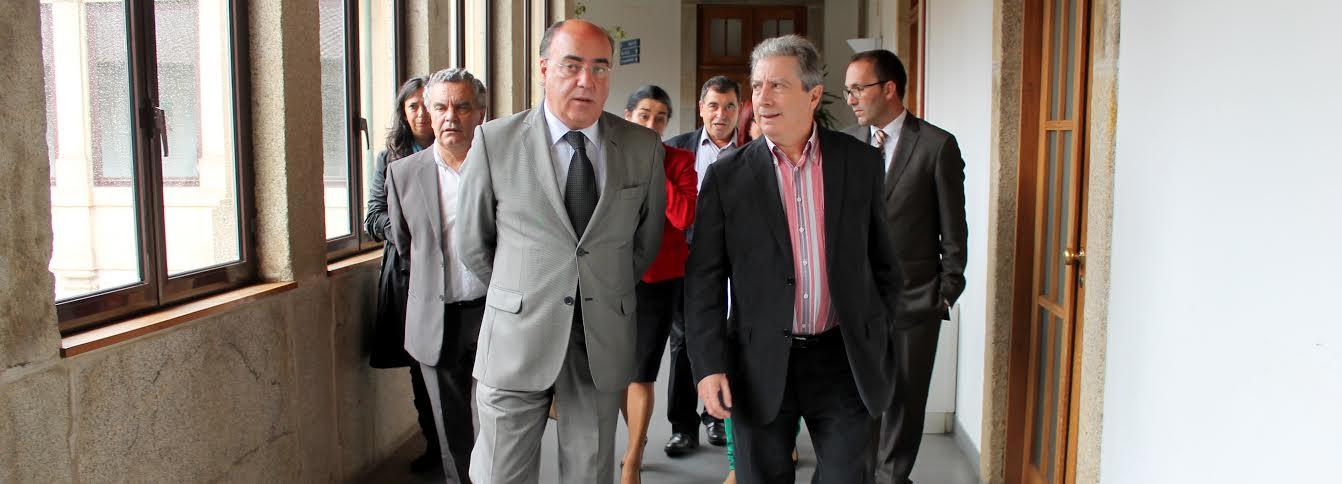Câmara Municipal disponível para ceder instalações ao Hospital de Barcelos