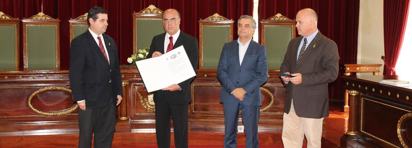 Município de Barcelos recebe Comenda da Ordem Militar de S. Sebastião