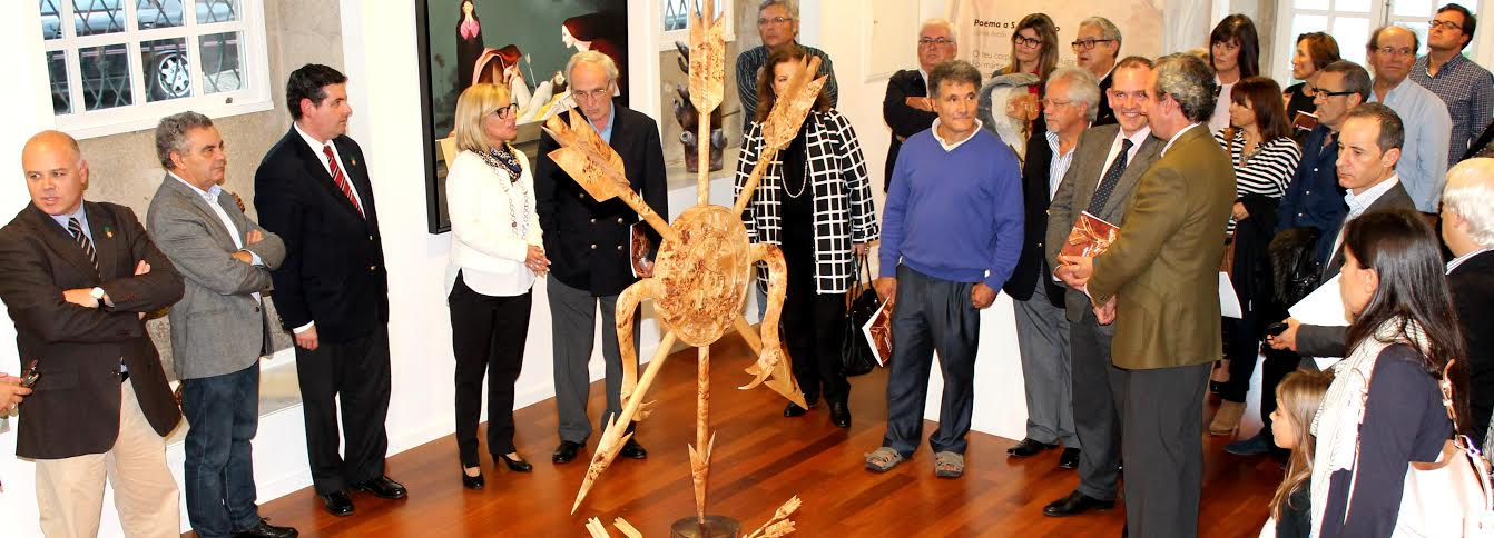 Devoção régia e popular de S. Sebastião é tema de exposição no Museu de Olaria