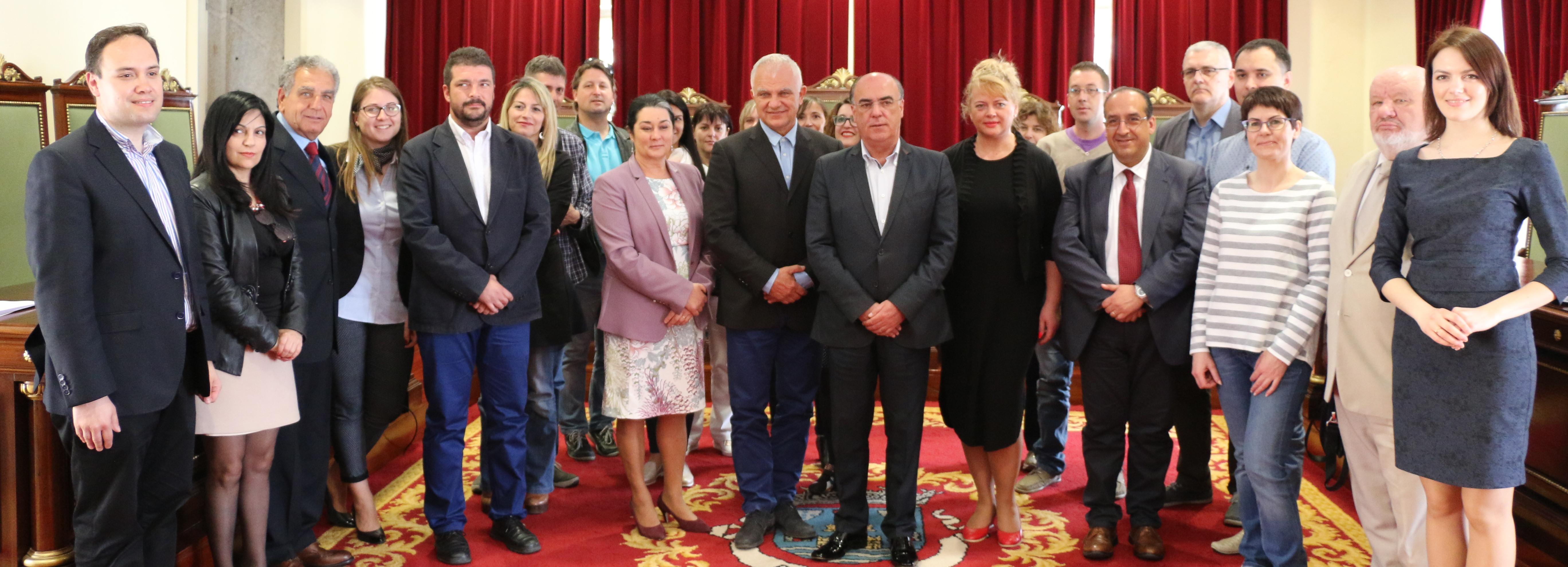 Município de Barcelos participa em projeto europeu do Erasmus