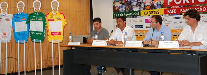 Barcelos recebe 5.º Volta a Portugal de Cadetes