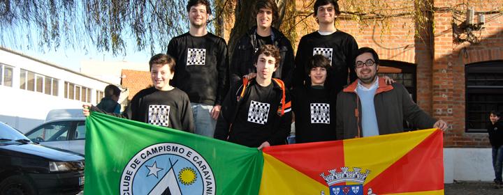 Equipa de Xadrez do CCCB obtém melhor resultado de sempre