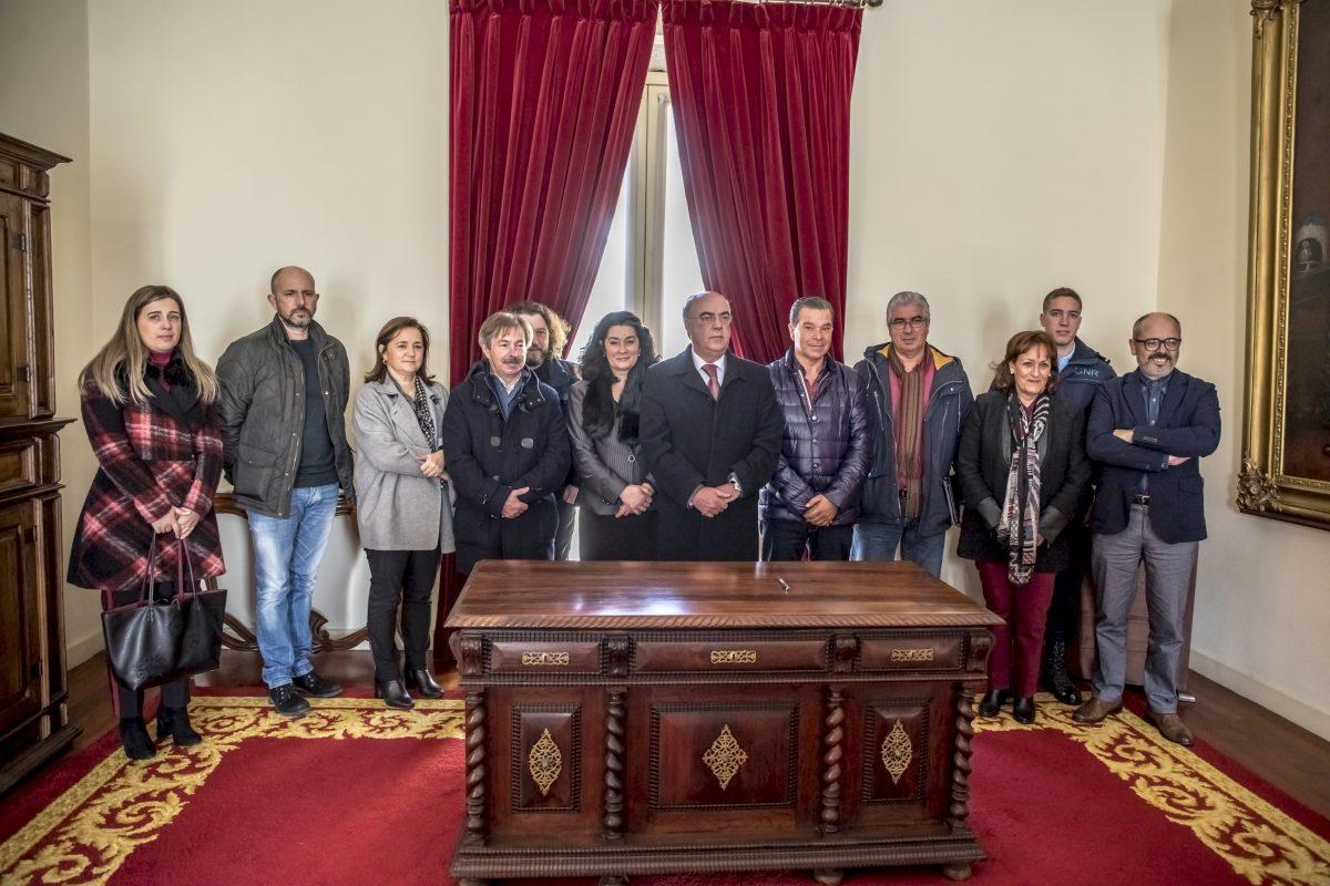 Município assina acordo com 13 instituições do concelho para inclusão social