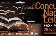 Concurso Nacional de Leitura com alunos de agrupamentos escolares de Barcelos