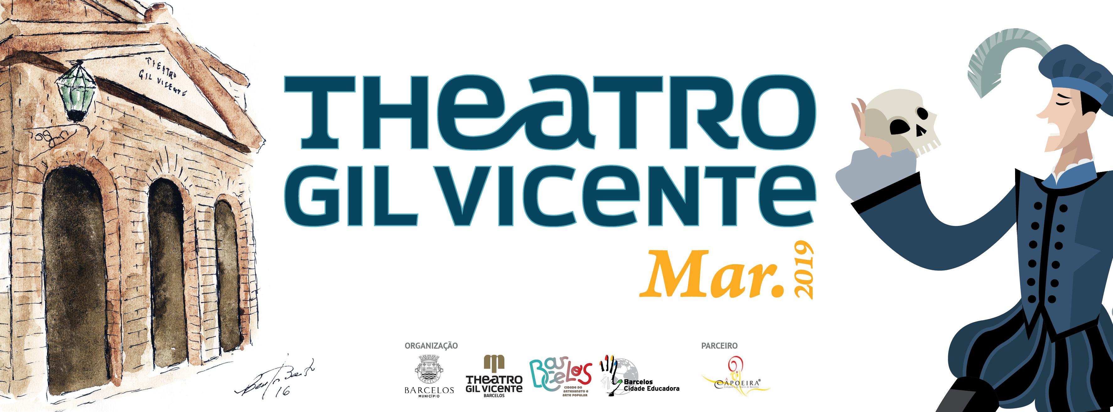 Festival Internacional de Teatro em destaque na programação de março do Teatro Gil Vicente