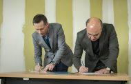 Presidente da Câmara assinou auto de consignação da construção da ETAR em Macieira de Rates