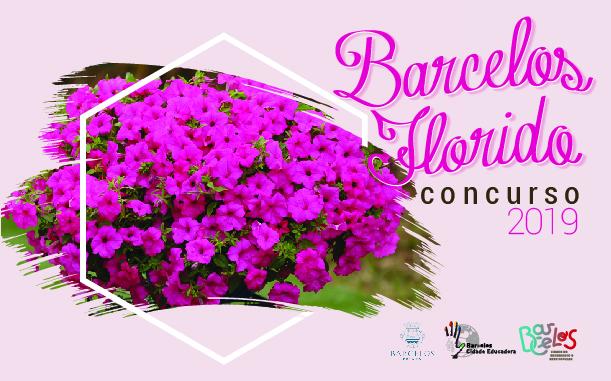 Barcelos Florido embeleza ruas da cidade