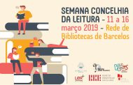 Município de Barcelos promove a Semana Concelhia da Leitura