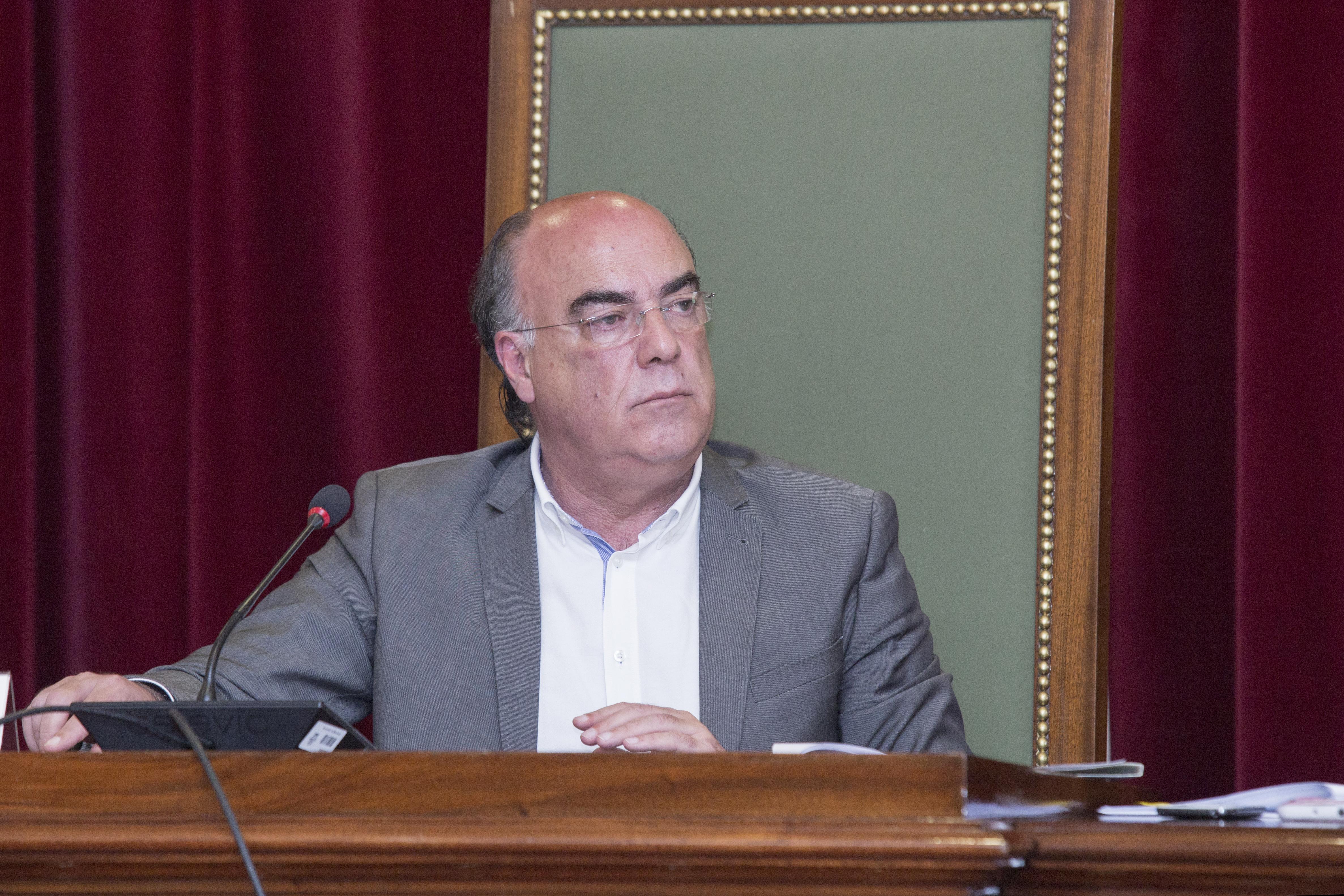 Câmara Municipal remete à Assembleia pedido de empréstimo para financiamento do acordo da água e saneamento
