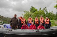 Administradora da Região Hidrográfica do Norte elogia trabalhos de limpeza do Cávado