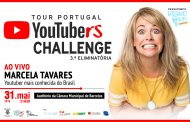 """Youtubers Challenge"" traz maior youtuber do Brasil a Barcelos"