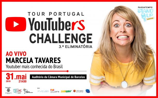 """youtubers challenge"" traz maior youtuber do br..."