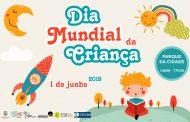 câmara municipal promove dia mundial da criança