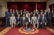 Advogados de Barcelos campeões da Europa recebidos nos Paços do Concelho