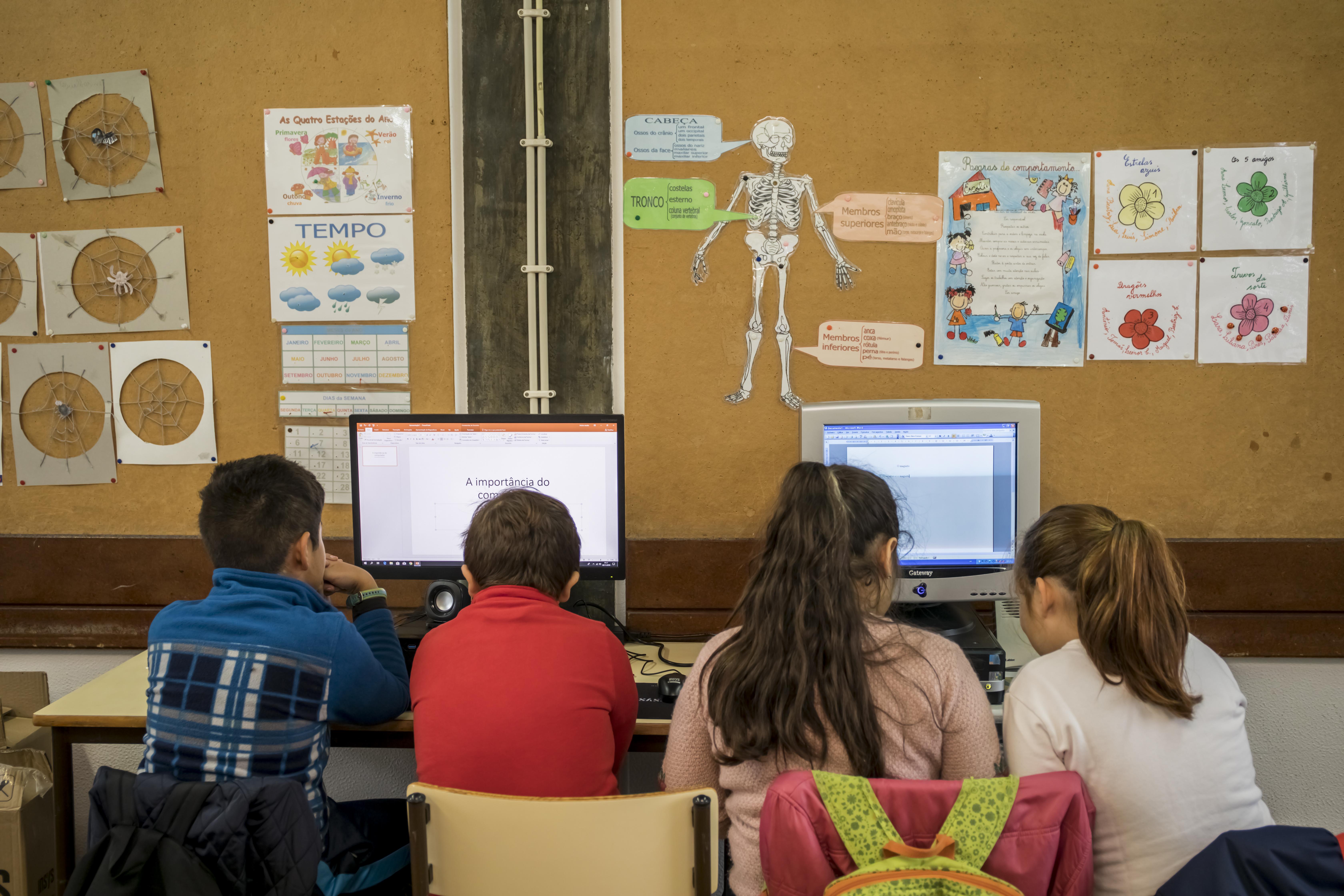 Câmara Municipal, IPCA e Centro Abel Varzim promovem competências digitais