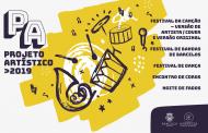 Festival da Canção dá início ao P.A -Projeto Artístico 2019