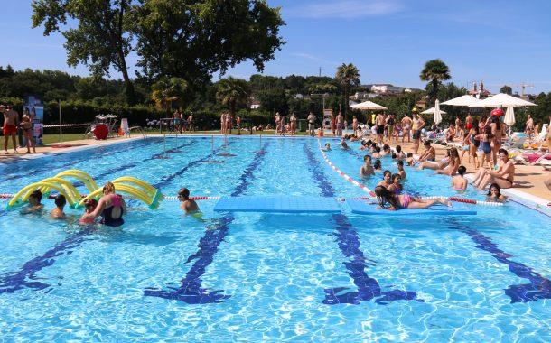 piscinas exteriores abrem dia 18 de junho