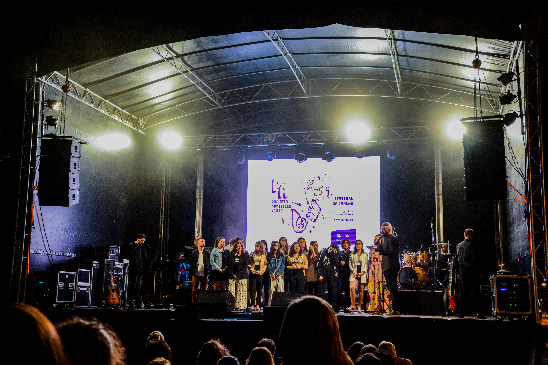Sofia Silva e Ângela Pontes venceram Festival da Canção