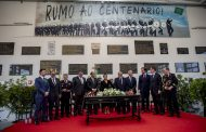 Câmara Municipal felicita e elogia trabalho dos Bombeiros Voluntários de Barcelinhos na passagem do seu 98.º aniversário