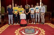 Alunos do Clube de Robótica da Escola Secundária de Barcelinhos recebidos nos Paços do Concelho