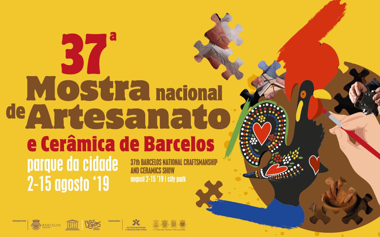 37.ª edição da Mostra de Artesanato e Cerâmica reforça identidade cultural do concelho