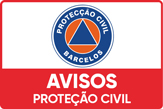 Avisos Protecao Civil
