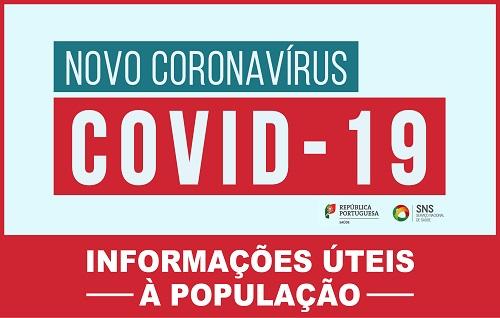 NOVO CORONAVÍRUS - Covid-19