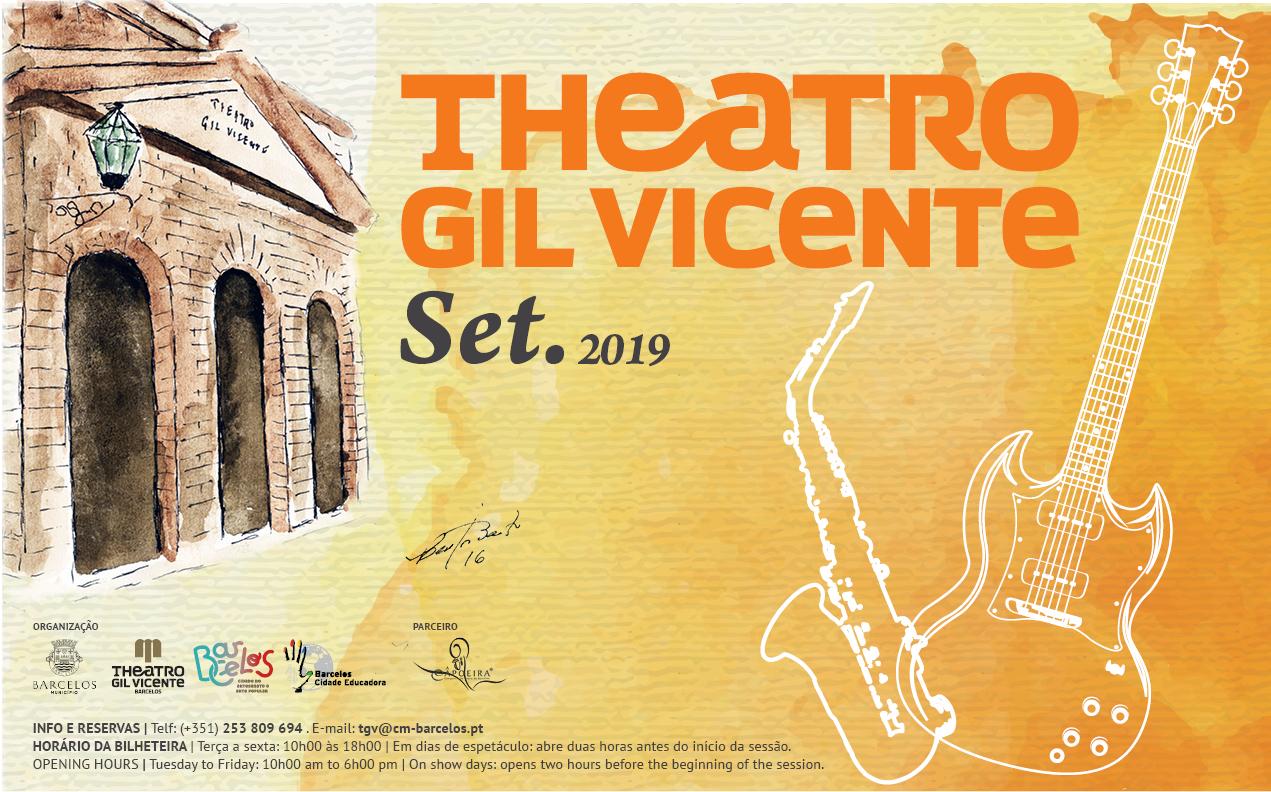 Jazz e teatro em destaque na programação cultural de setembro