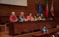 Auditório Municipal encheu para debater a importância dos sentidos e das emoções no sucesso escolar