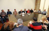 Comissão de Acompanhamento da Linha de Muito Alta Tensão promove conferência de imprensa