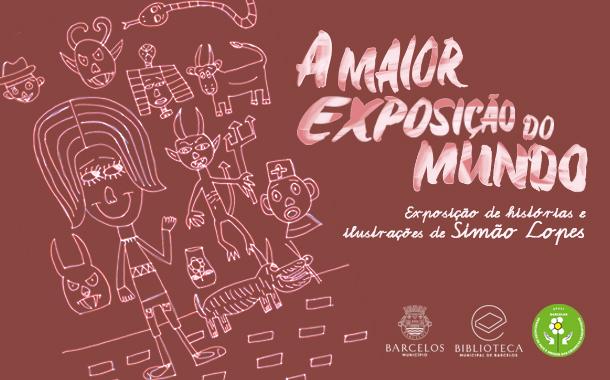 """Biblioteca Municipal de Barcelos recebe """"A maior exposição do mundo"""""""