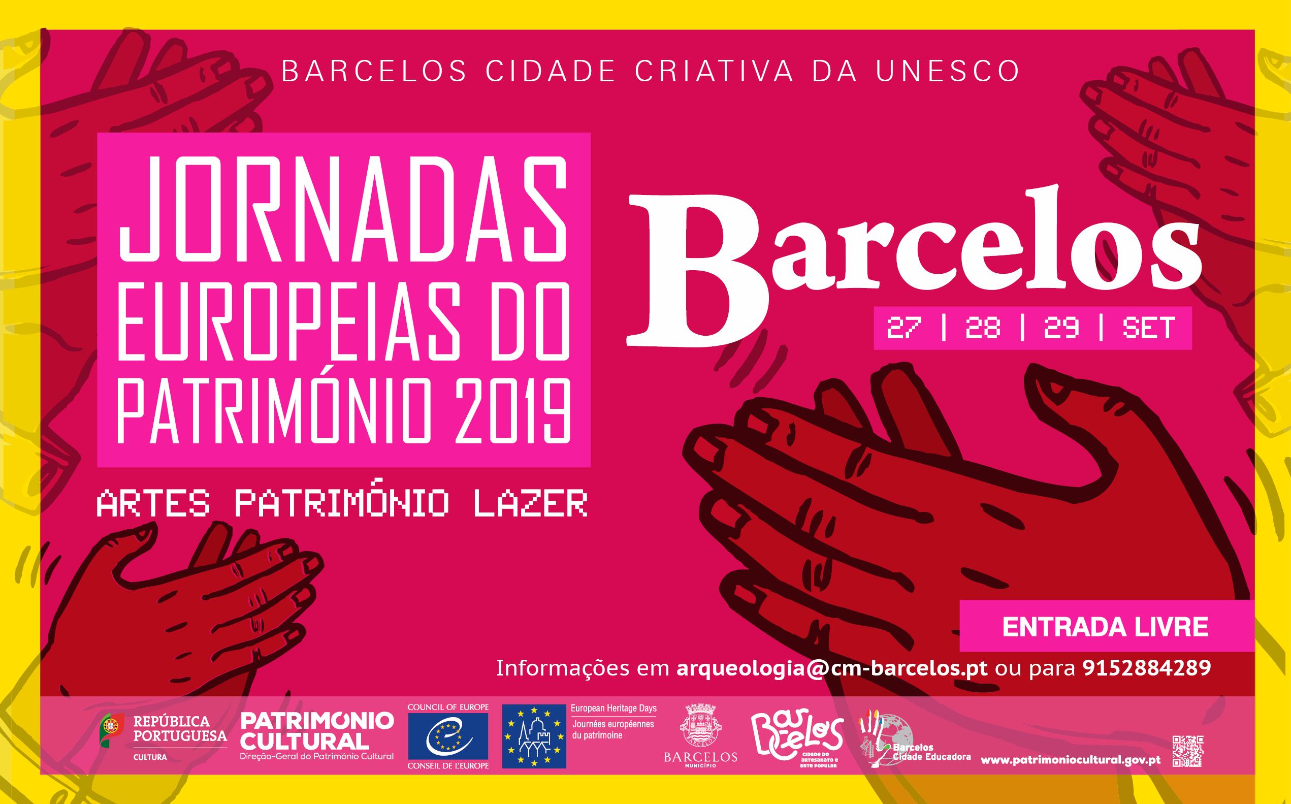 Barcelos adere às Jornadas Europeias do Património