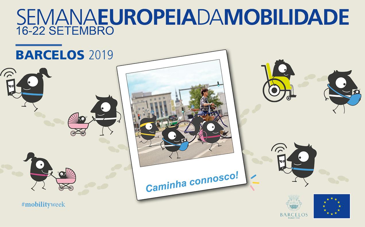 Município de Barcelos volta a aderir à Semana Europeia da Mobilidade